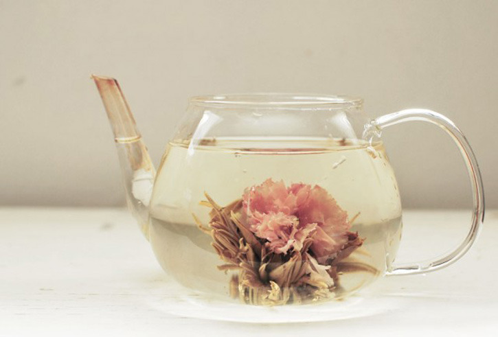 Beautiful artisan tea leaves now beautifulnow is beautiful now - Teavana glass teapot ...