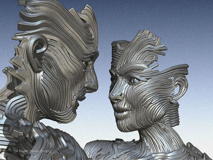 Beautifulnow is beautiful now new metal art alchemy