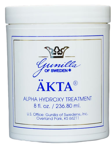AKTA 10% Alpha Hydroxy Treatment Pro Size 8 oz