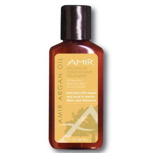 Amir Argan Oil Leave-In-Treatment 2 oz
