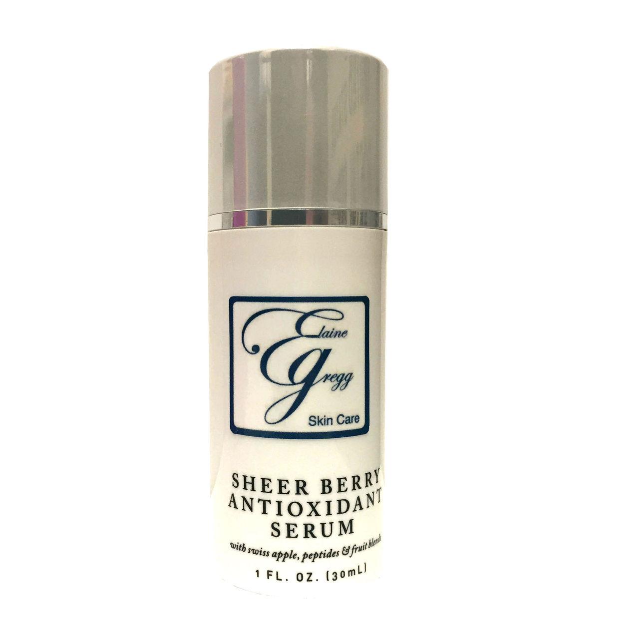 Elaine Gregg Sheer Berry Antioxidant Serum