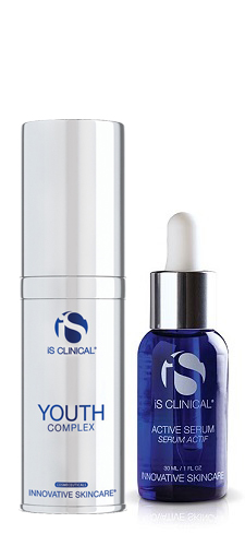 iS Clinical Youth and Active Serum Promotion Gift Set