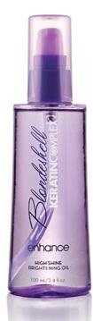 Keratin Complex Blondeshell Enhance Brightening Oil 3.4 oz