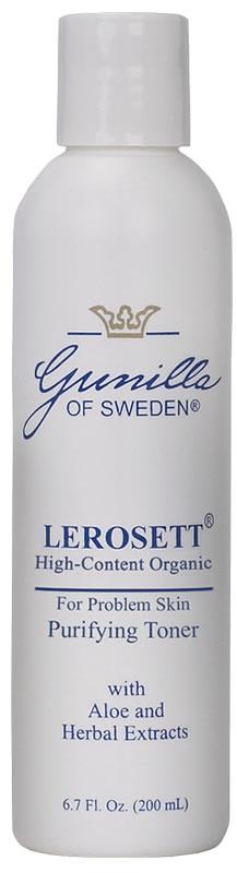 Lerosett Purifying Acne Toner 6.7 oz