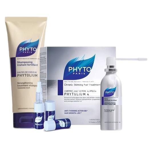 Phyto Phytolium Thinning Hair Kit