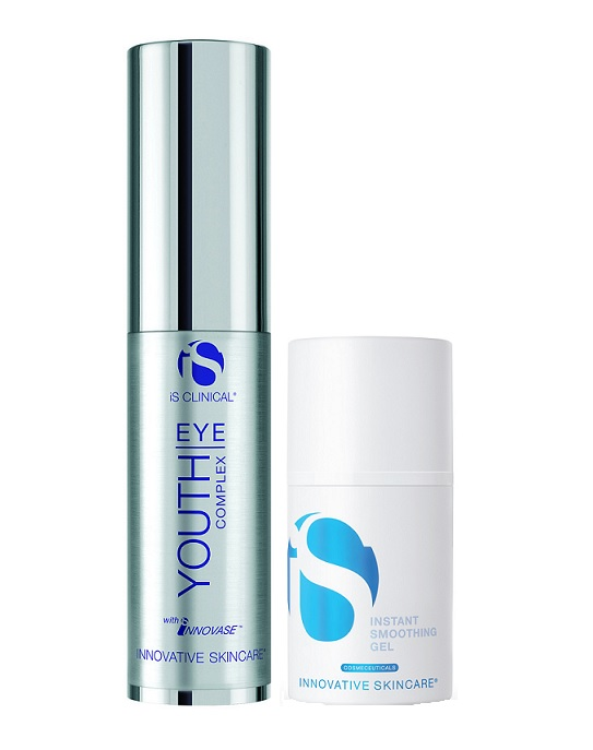 iS Clinical Youth Eye Complex and Instant Smoothing Gel Set