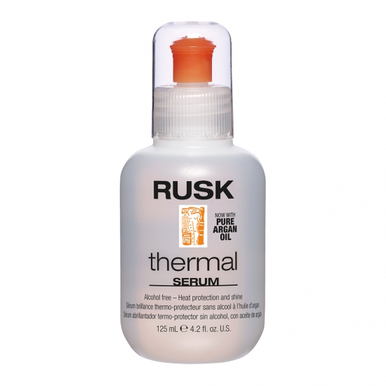 Rusk Designer Collection Thermal Alcohol-Free Serum 4.2 oz