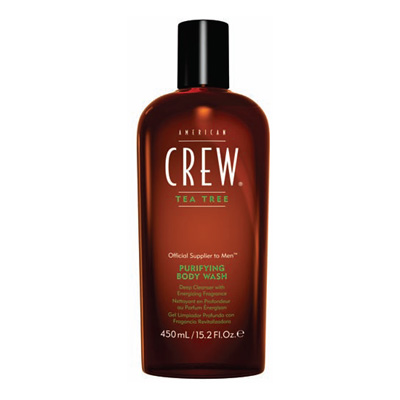 American Crew Tea Tree Purifying Body Wash 15.2 oz