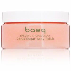Basq Citrus Sugar Exfoliating Body Polish 4 oz