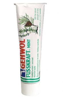 Gehwol Fusskraft Mint - Cooling Balm 2.6 oz