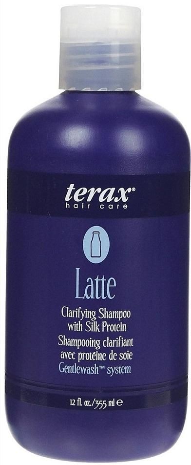 Terax Latte Clarifying Shampoo 12 oz