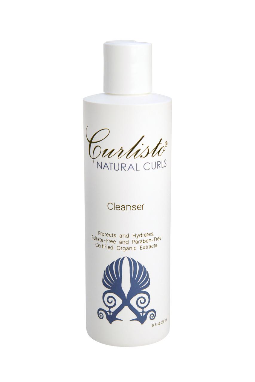 Curlisto Natural Curls Cleanser 8 oz