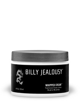 Billy Jealousy Whipped Cream Traditional Shave Lather 8 oz