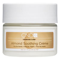 CND Almond Soothing Creme 2.6 oz