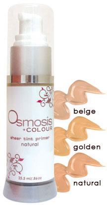 Osmosis Colour Sheer Tint Primer - Natural