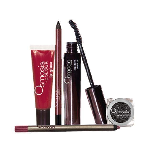 Osmosis Colour Smoky Eye & Bold Lip Kit