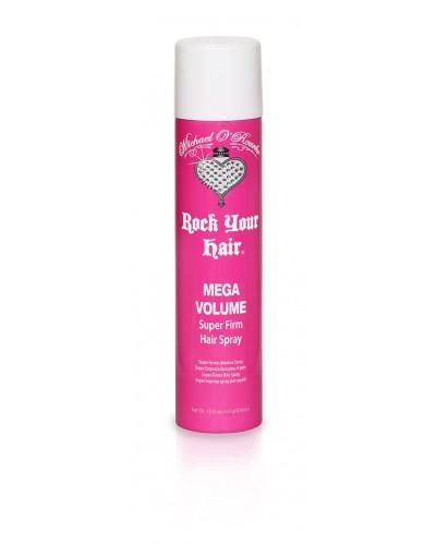 Rock Your Hair Mega Volume Super Firm Hair Sprays 12 oz