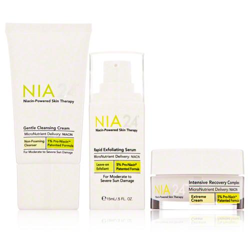 NIA24 Intensive Healthy Skin Regimen Kit