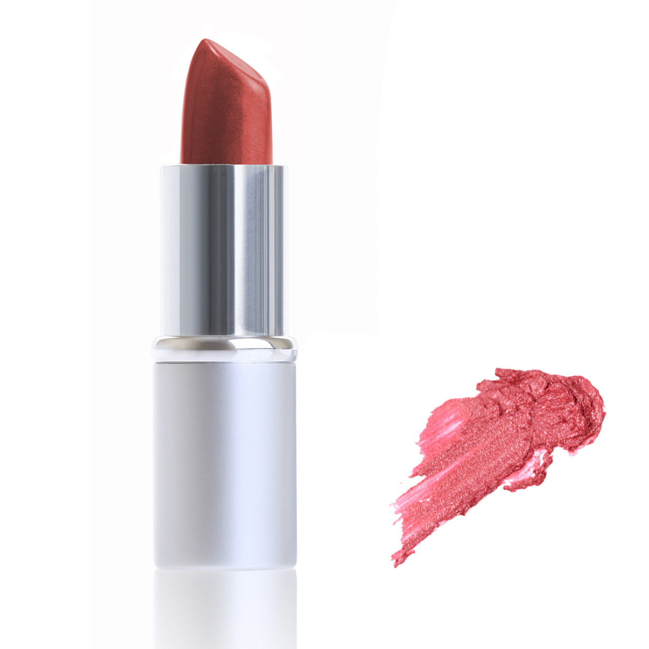 Pur Minerals Mineral Shea Butter Lipstick - Red Ruby