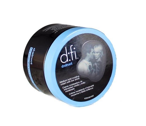 d:fi d:struct medium hold molding cream 5.3 oz