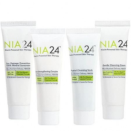 NIA24 Mini-Deluxe Sample Kit