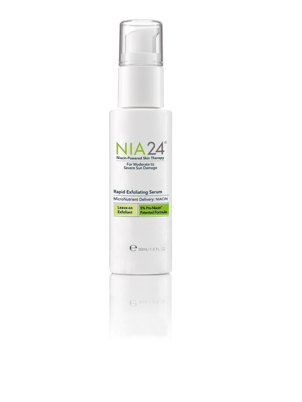 NIA24 Rapid Exfoliating Serum 1 oz