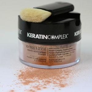 Keratin Complex Sparkle and Shine - Copper