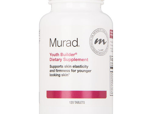 Youth Builder Collagen Supplement (120 count) by Murad