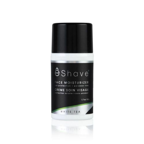 eShave White Tea Face Moisturizer