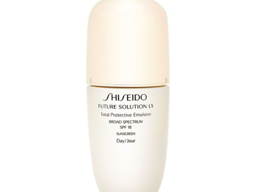 Shiseido Future Solution LX Total Protective Emulsion Broad Spectrum SPF 18