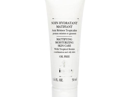 Sisley Mattifying Moisturizing Skin Care With Tropical Resins