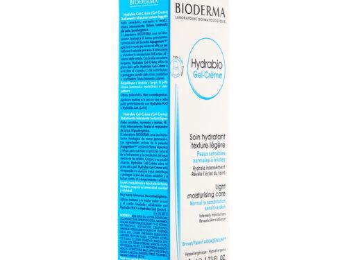 Bioderma Hydrabio Gel Creme Light Moisturising Care