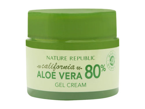Nature Republic California Aloe Vera 80% Gel Cream