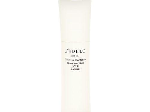 Shiseido Ibuki Protective Moisturizer SPF 18