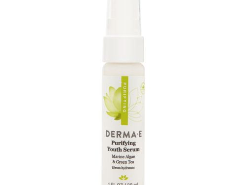Derma E Purifying Youth Serum Marine Algea & Green Tea