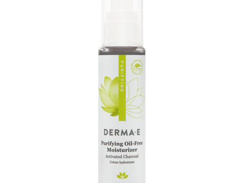 Derma E Purifying Oil-Free Moisturizer Activated Charcoal