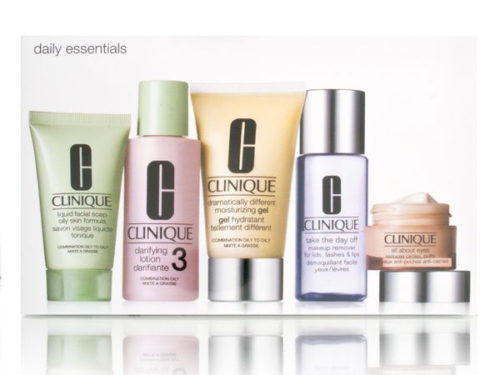 Clinique Daily Essentials 5 Piece Set