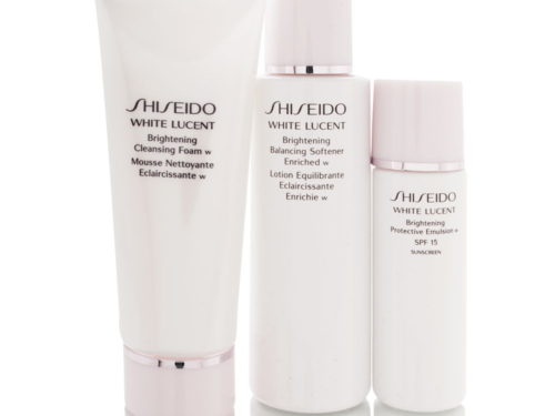 Shiseido White Lucent Brightening 1 2 3 Set