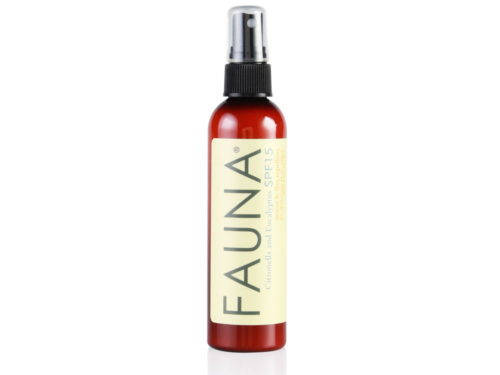FAUNA Cotronella and Eucalyptus Insect & Flea Repellent SPF15