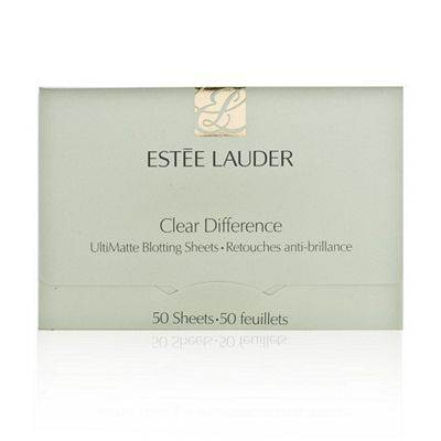 Estee Lauder Clear Difference Ultimatte Blotting Sheets
