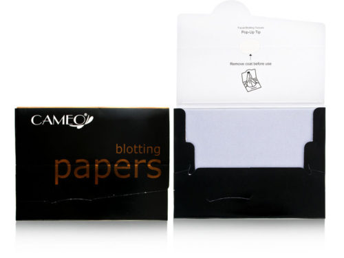 Cameo Blotting Papers