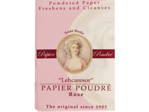 Papier Poudre Oil Blotting Papers - Rose