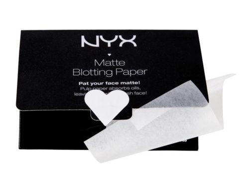 NYX Cosmetics Matte Blotting Paper