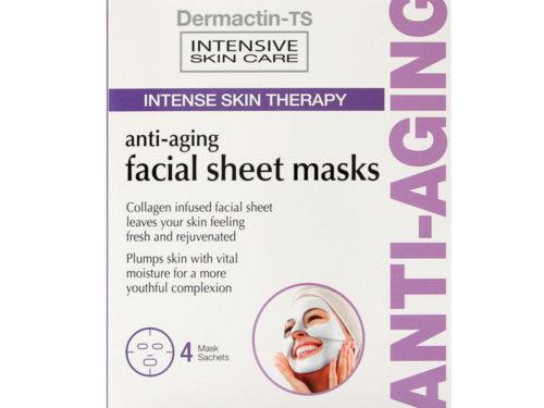Dermactin - TS Anti-Aging Facial Sheet Mask