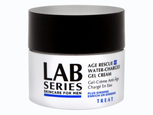 Lab Series for Men Age Rescue + Water-Charged Gel Cream