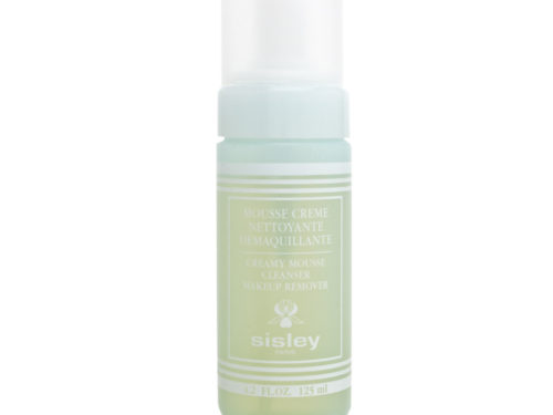 Sisley Creamy Mousse Cleanser Makeup Remover