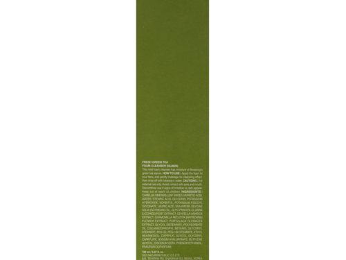 Nature Republic Fresh Green Tea Foam Cleanser