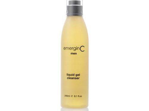 emerginC Men Liquid Gel Cleanser