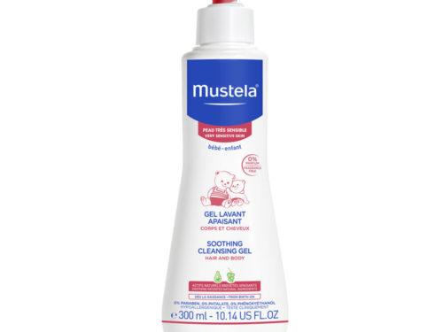 Mustela Soothing Cleansing Gel for Very Sensitive Skin