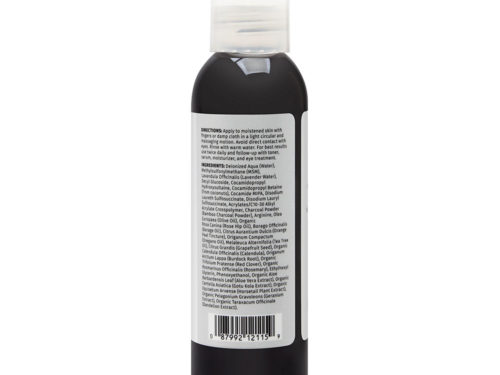 Reviva Labs Bamboo Charcoal Cleansing Gel Pore Minimizing